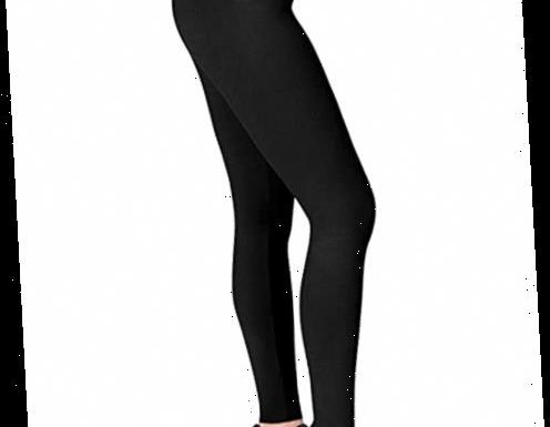 PSA: Amazon's #1 Selling High-Waisted Leggings Are on Sale for Just $10