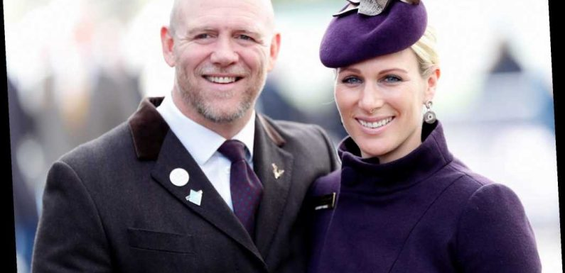 Queen's Granddaughter Zara Tindall Welcomes Baby Boy After Giving Birth in Her Bathroom