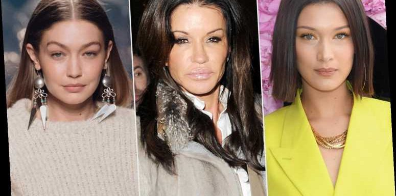 Janice Dickinson Says the Hadid Sisters and Kendall Jenner Are Not 'Supermodels': 'They Have One Look'