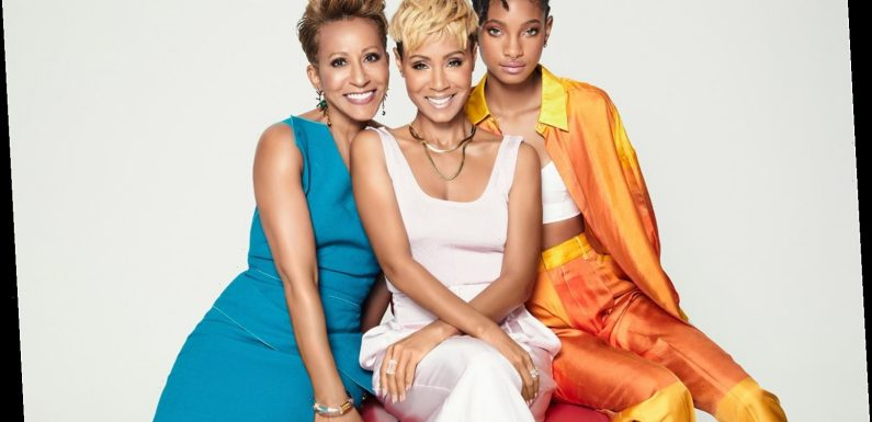 Red Table Talk's Jada Pinkett Smith, Willow Smith and Adrienne Banfield-Norris Return with New Episodes Next Week