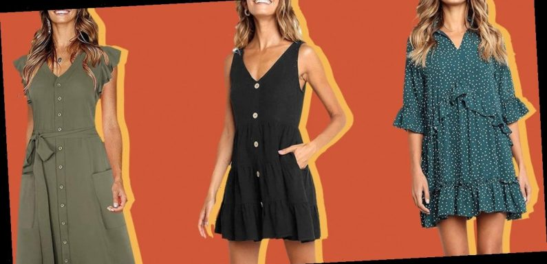 Amazon Just Put Tons of Spring Dresses on Sale for Under $30