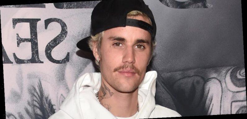 Justin Bieber Gets a Peach Tattoo & His Mom Pattie Reacts!