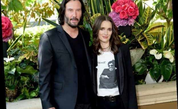 Did Keanu Reeves and Winona Ryder Ever Date?