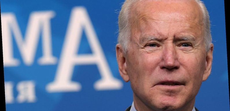 Joe Biden's Latest Comment About Republican Governors Is Turning Heads