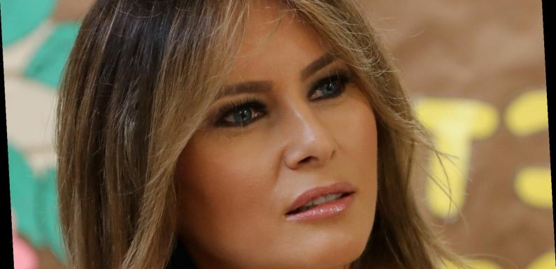 Melania Trump's Birthday Message For Barron Has The Internet Divided