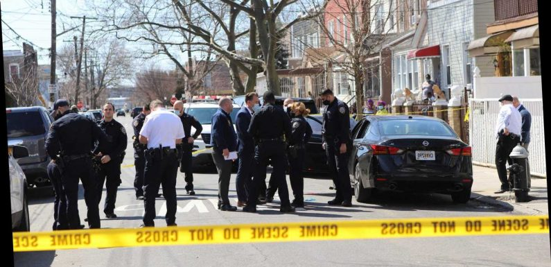 Man in parked car ambushed, shot dead in NYC