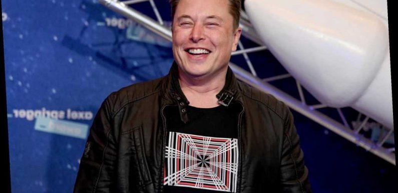 Elon Musk posts tweet that Tesla could soon be bigger than Apple — then deletes it