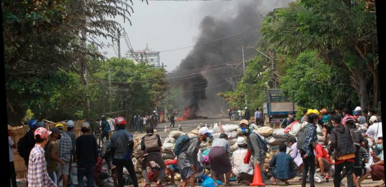 Myanmar mourns, protests after crackdown's deadliest day yet