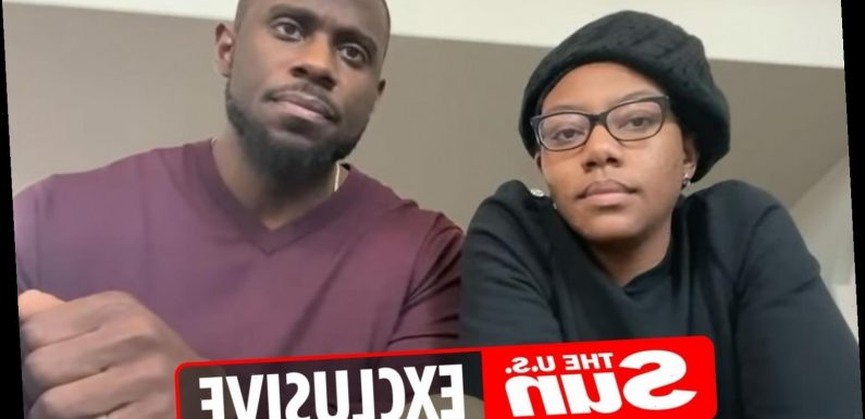 Derrick Jaxn's wife secretly filed for divorce from cheating YouTuber in August before canceling filing two months later