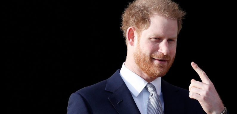 Prince Harry takes on new job as tech startup executive at BetterUp Inc.