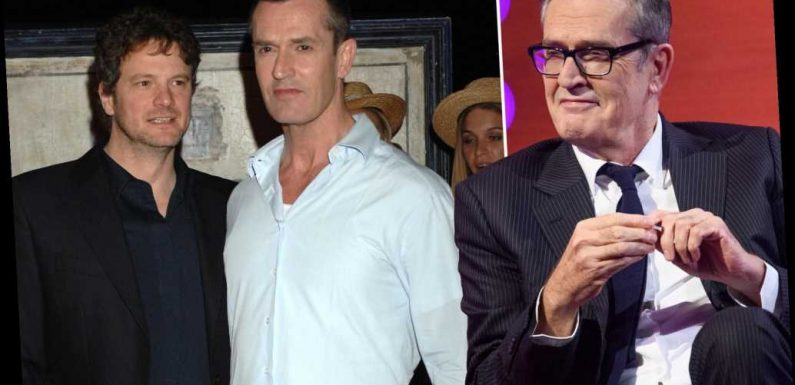 Rupert Everett says Colin Firth used tongue during movie kiss scene