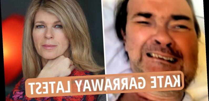 Kate Garraway latest – GMB star screams 'we've got him back' as husband Derek cries in ITV documentary on Covid fight