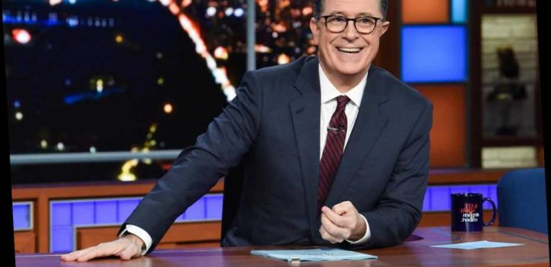Stephen Colbert to Host Cinema-Only 'Lord of the Rings' Reunion