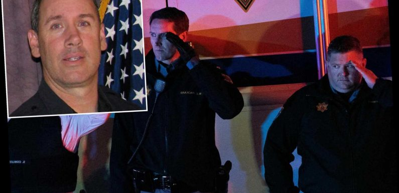 Hero cop killed in Boulder shooting left six-figure IT job to join force after a friend's death