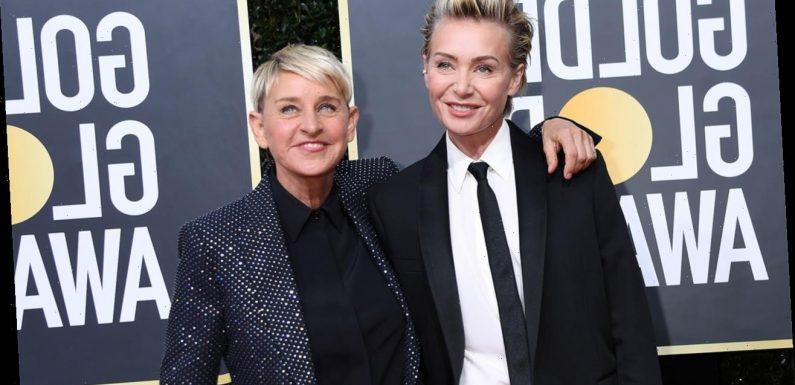 Ellen DeGeneres recalls rushing wife Portia de Rossi to emergency room, provides health update