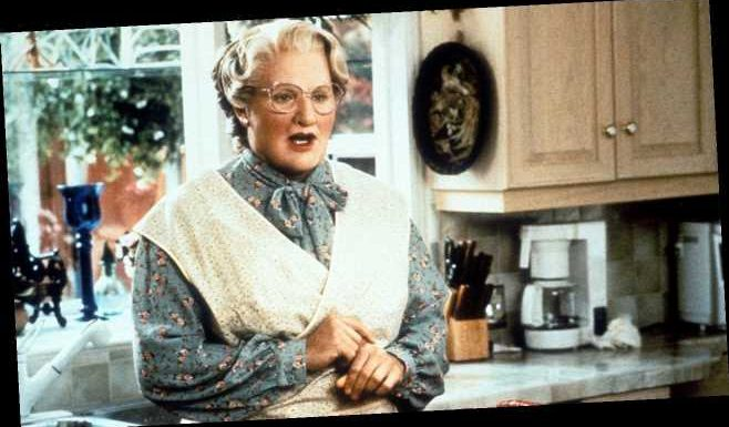 'Mrs. Doubtfire' director confirms existence of R-rated cut of Robin Williams film