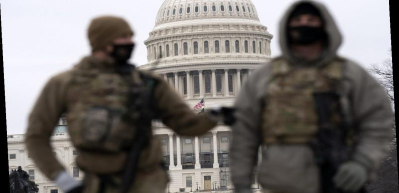 Michigan National Guard members complain of undercooked, contaminated meals while serving in DC: report