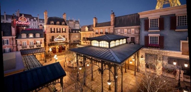 'Ratatouille' attraction, restaurant opening for Walt Disney World's 50th anniversary