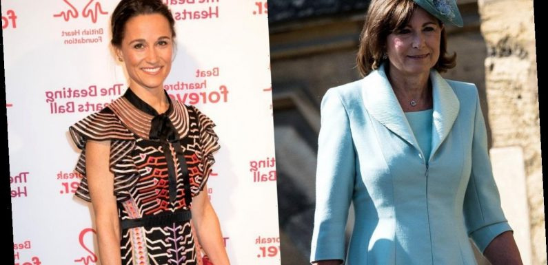 Kate Middleton's Mom Reveals Hope With Pippa's Unborn Second Child