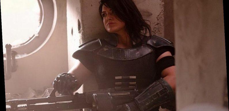 Disney Boss Defends Firing Gina Carano From 'The Mandalorian'
