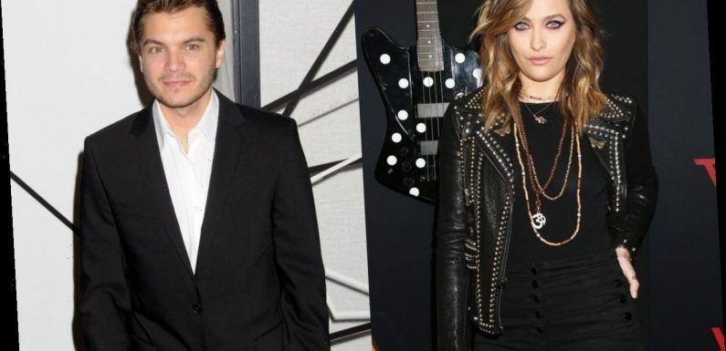 Paris Jackson Defends Age Gap Between Her and Emile Hirsch After PDA Picture