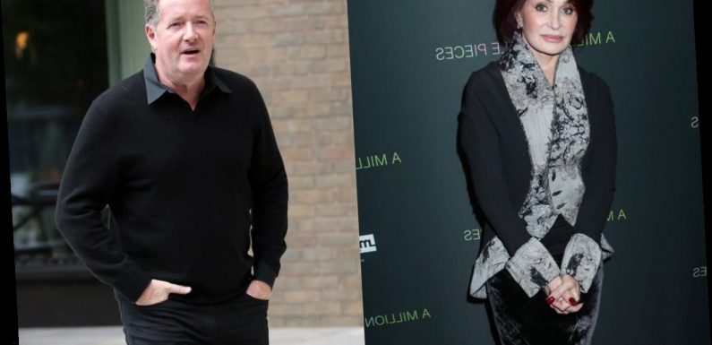 Sharon Osbourne Gets Bashed for Clash With 'The Talk' Co-Hosts Over Piers Morgan Support
