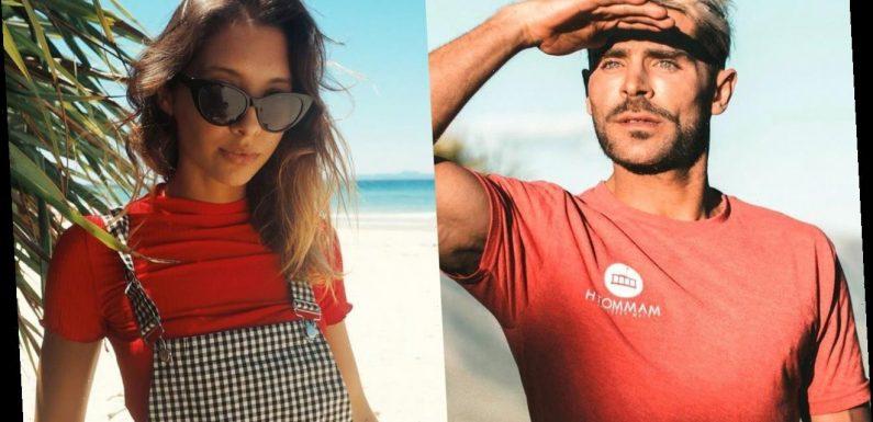 Meet the Family, Zac Efron and Vanessa Valladares Take 'Big Step'