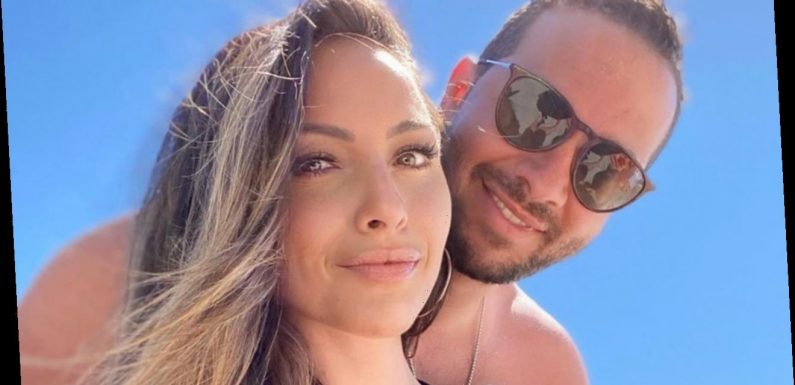 Jonathan Rivera and Fiancee Announce Pregnancy With Baby Bump Pic