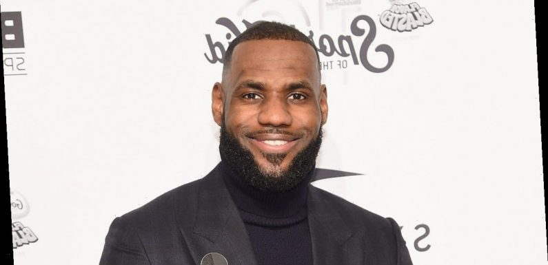 LeBron James Honored With President's Award at 2021 NAACP Image Awards