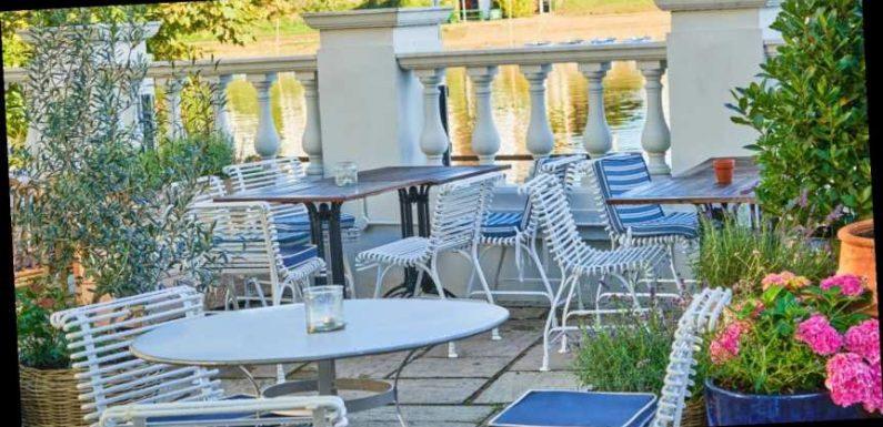 7 al fresco restaurants in London to book now