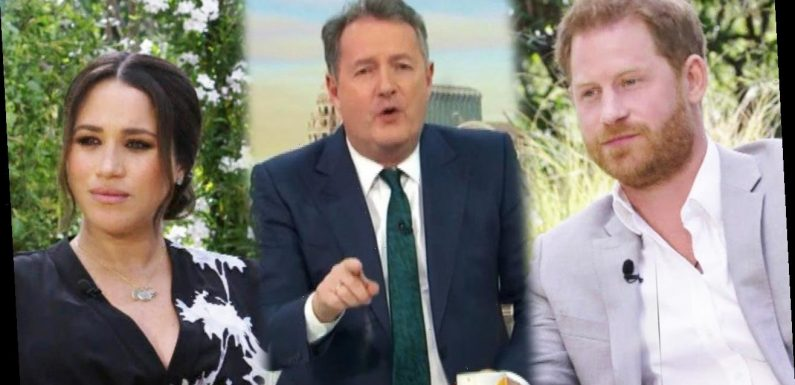 Piers Morgan Exits 'Good Morning Britain' After Meghan Markle Comments