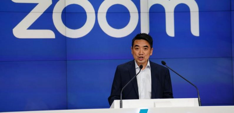 Zoom founder Eric Yuan transfers stock worth over $6 billion