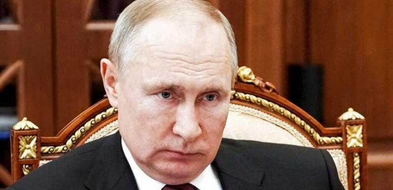 COVID-19: Vladimir Putin says he felt 'slight pain' after getting COVID jab