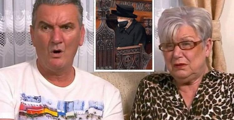 'A wife lost her husband' Gogglebox stars blast critics of Prince Philip funeral coverage
