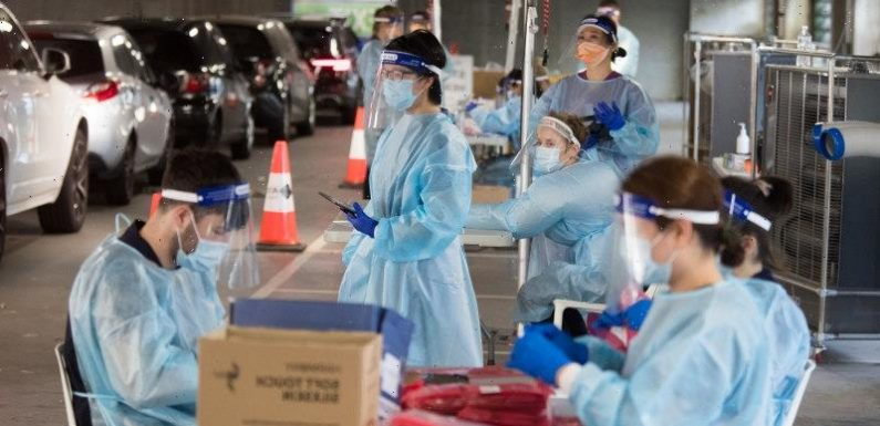 'Alert not alarmed': Hundreds ordered to retest over sewage samples, Cranbourne vaccination site announced
