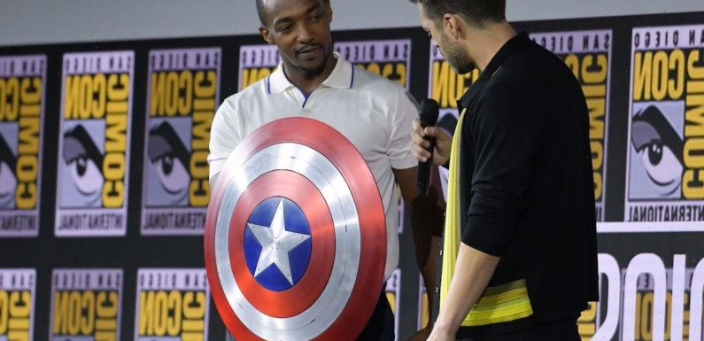'Falcon & Winter Soldier' Star Said Being Captain America Was 'Worst Job'
