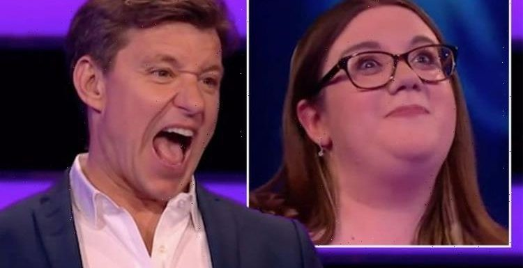 'Help me!' Ben Shephard leaves Tipping Point player flustered as he refuses to give answer