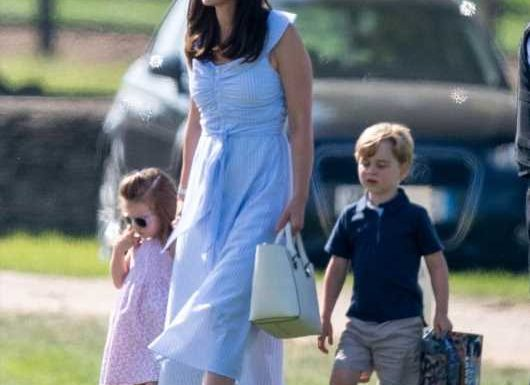 'Normal' Kate Middleton spotted shopping with George & Charlotte – who had a strict pocket money budget to stick to