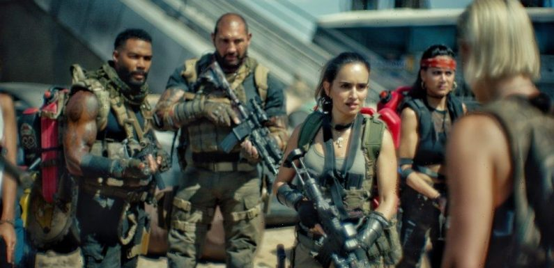 'Army of the Dead' Zombie Tiger Has a Cutesy Name, Zack Snyder Reveals