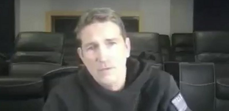 'Passion of the Christ' Star Jim Caviezel Pushes Adrenochrome Conspiracy