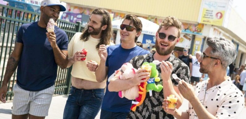 'Queer Eye' Cast Returns to Texas to Resume Filming Season 6
