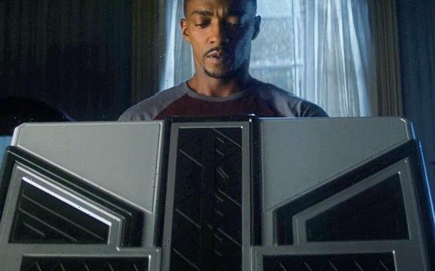 'The Falcon and the Winter Soldier': What's in the Box?
