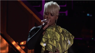 'The Voice': Pia Renee Channels Whitney Houston in Knockout Rounds
