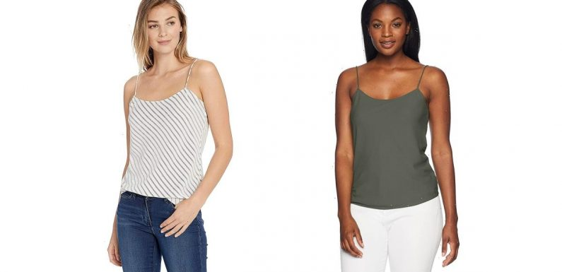 11 Dainty Camis That Look Much More Expensive Than They Are