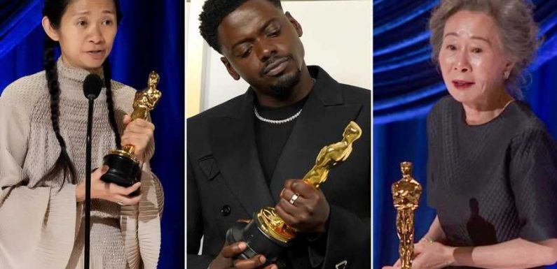 12 Best, Worst, and Most WTF Moments of the 2021 Oscars