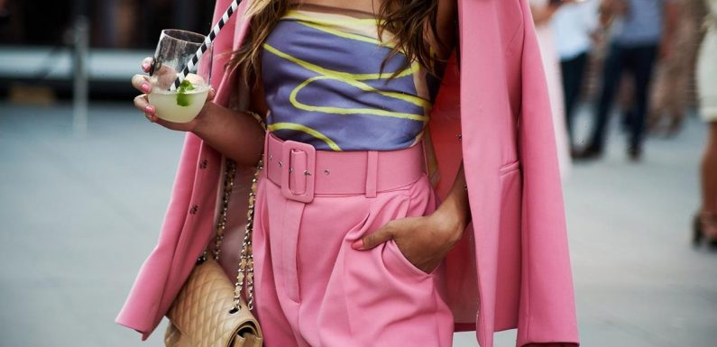 17 Pairs of Belted Pants That Will Make Your Legs Look Miles Long