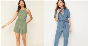 20 Old Navy Jumpsuits and Rompers to Round Out Your Spring Wardrobe, Starting at $18