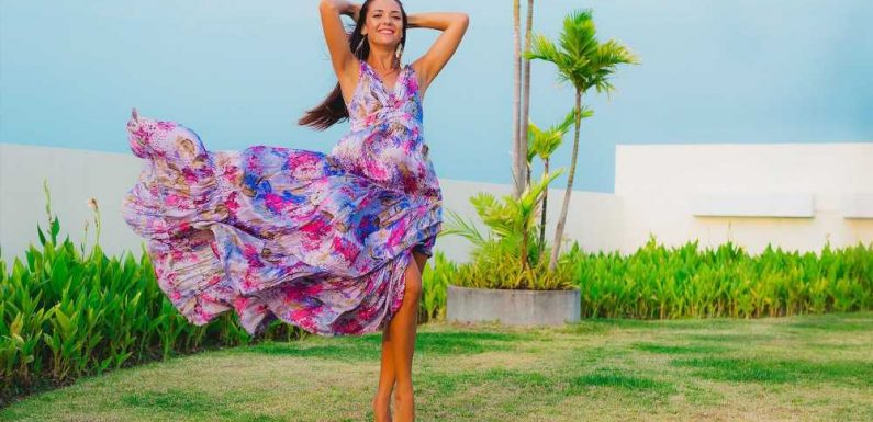 21 Flowy Maxi Dresses That Will Look Fabulous in Photos