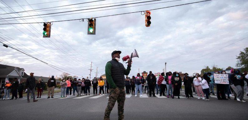 7 North Carolina deputies on leave after fatal shooting of Black man