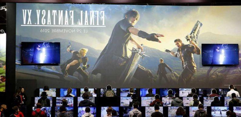 'Final Fantasy' maker Square Enix denies sale reports